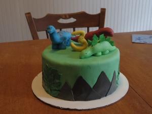 dinosaur cake.41